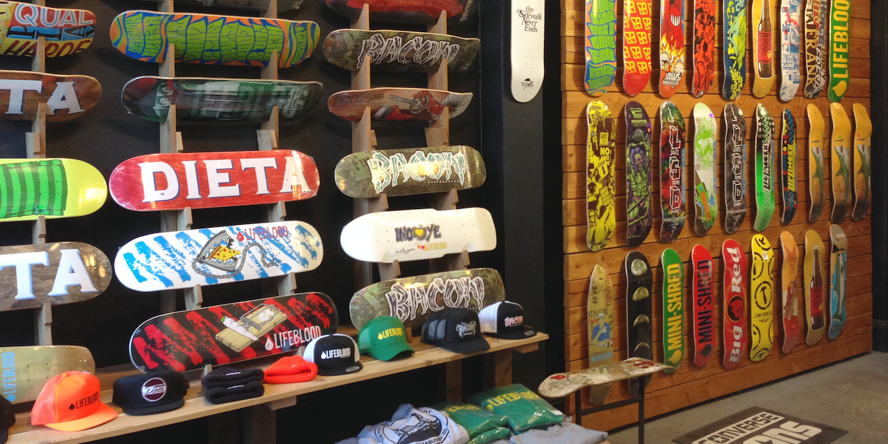Boards and Apparel